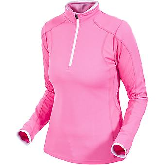 Trespass Womens/Ladies Ollog Long Sleeve Half Zip Active Top