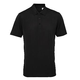 Tri Dri Mens Panelled Tridri Polo Shirt