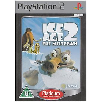 Ice Age 2 The Meltdown [Platinum] (PS2) - Nouvelle usine scellée