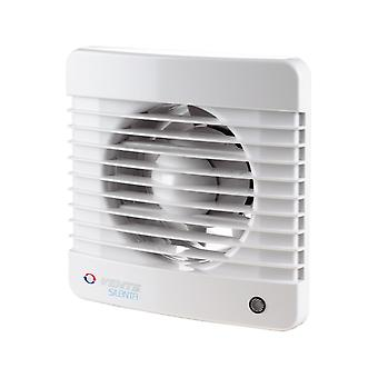 Vents energy-saving bathroom fan 125 Silenta-M series different models up to 152 m³/h IP34