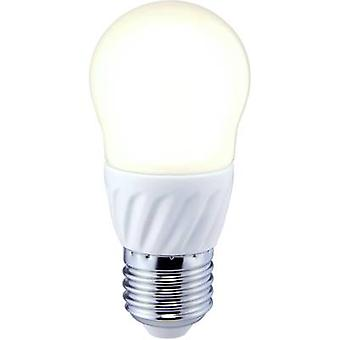 Sygonix LED EØF a (en ++ - E) E27 slippverktøy 3.5 W = 25 W varm hvit (Ø x L) 45 x 97 mm 1 eller flere PCer