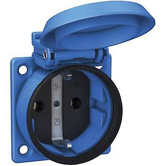 ABL Sursum 1561050 Flush-mount socket IP54 Blue
