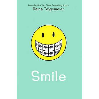 Smile by Raina Telgemeier - 9780545132060 Book