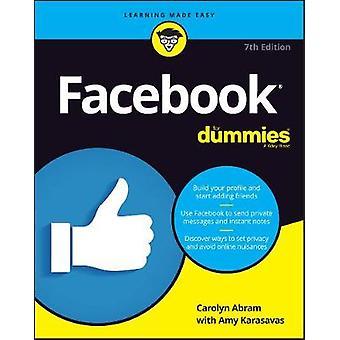 Facebook For Dummies by Carolyn Abram - 9781119453864 Book
