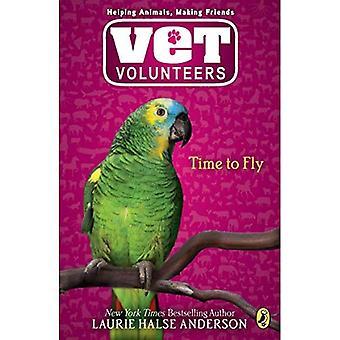 Tid til å Fly #10 (Vet frivillige)