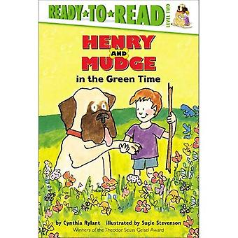 Henry and Mudge in the Green Time: The Third Book of Their Adventures (Ready-To-Read: Level 2)