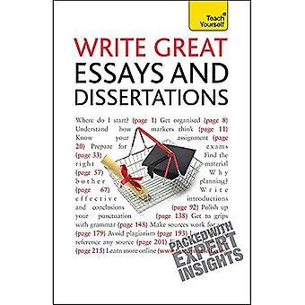 Skriva vinnande uppsatser och avhandlingar: Teach Yourself