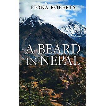 Een baard In Nepal