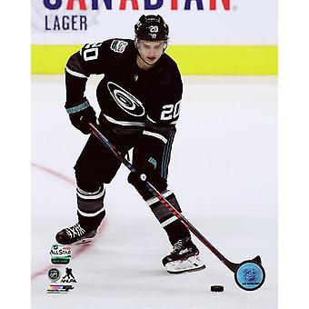 Sebastian Aho 2019 NHL All-Star Game Photo Print