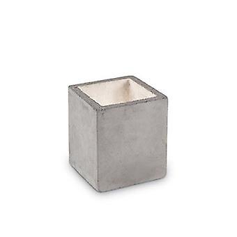 Ideal Lux - Kool Tabelle Zement Tisch Lampe IDL141282