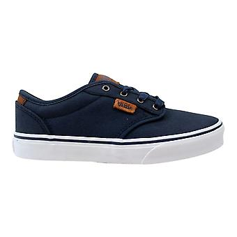 Vans Atwood DX Waxed Dress Blues VN0A38IVMG4 Pre-School