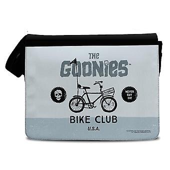 Den Goonies Bike Club messenger bag