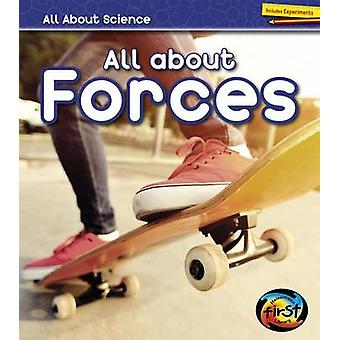 All about Forces by Angela Royston - 9781484626931 Book