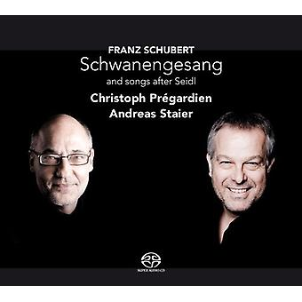 R. Schubert - Schubert: Schwanengesang and Songs After Seidl [SACD] USA import