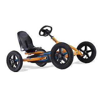 BERG Buddy B-Orange Kids Pedal Go Kart