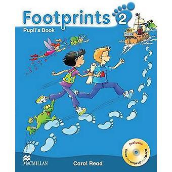 Fotspår 2 - elevens bok Pack av Carol Läs - 9780230012097 bok