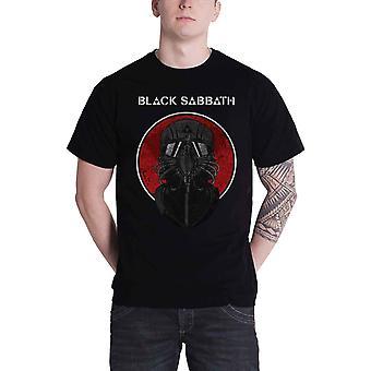 חולצת השבת השחורה T לחיות 2014 לוגו הלהקה החדש במצוקה הרשמי Mens