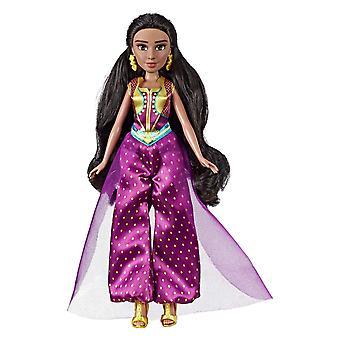 Disney Aladdin Jasmine Deluxe móda bábika princezná bábika 28cm