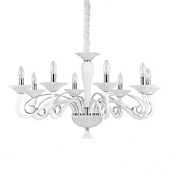 Ideale Lux Maximilian 8 lamp hanglamp