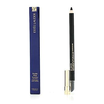 Estee Lauder Double Wear Stay In Place Eye Pencil (New Packaging) - #01 Onyx 1.2g/0.04oz