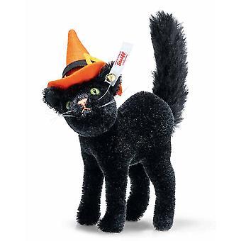 Steiff Scary Cat 12 cm