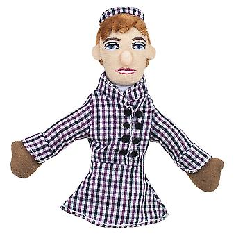 Finger Puppet - UPG - Nellie Bly - Personalidades Magnéticas Nova 4246