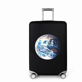 Okładka do walizki, Ziemia