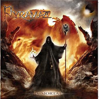 Pyramaze - Immortal [CD] USA import