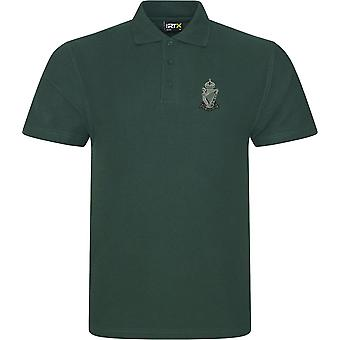 Royal Ulster Rifles RUR-licenseret British Army broderet RTX Polo
