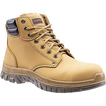 Centek Mens FS339 S3 Lightweight Steel Toe Cap Safety Boot