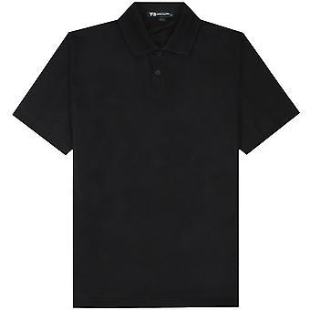 Y-3 Reverse Classic Logo Polo Shirt