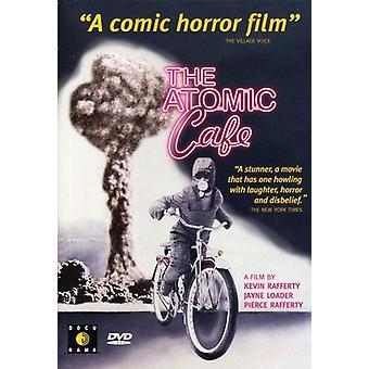 Atomic Cafe [DVD] USA import