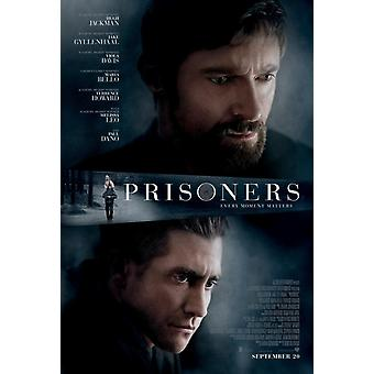Gefangene Poster doppelseitig regelmäßig (2013) Original Kino Poster
