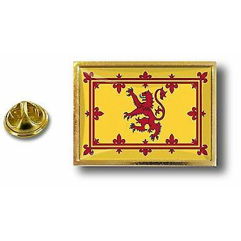 pine pine spins badge pin-apos;s scottish flag scottish royal