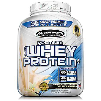 MuscleTech Premium 100% Whey Protein, Vanille (5 lbs.)