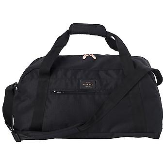Rip Curl Mid Duffle Rose Hand Luggage in Black