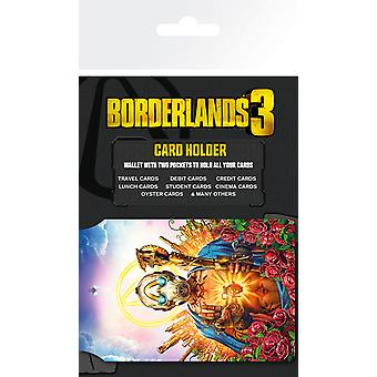 Borderlands 3 avain taide kortin haltija