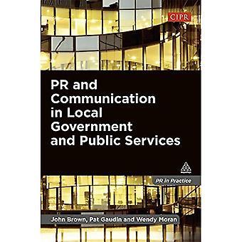 PR en communicatie in de lokale overheid en openbare diensten (PR In de praktijk)