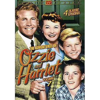 Adventures of Ozzie & Harriet: Vol. 7 [DVD] USA import