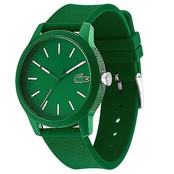 Lacoste 2010985 Men's 12.12 Green Resin Wristwatch