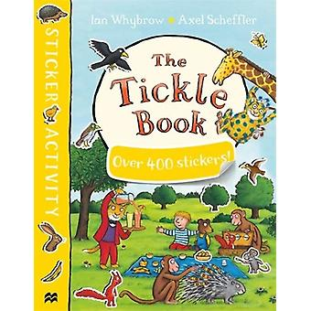 Tickle Book Sticker Book by Ian Whybrow