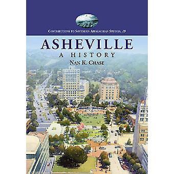 アッシュビル - ナン ・ k ・ チェース - 9780786431762 本の歴史