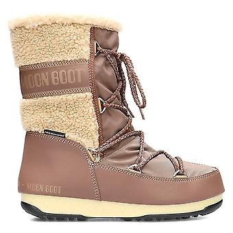 Moon Boot Monaco Wool Mid WP 24009000005 universal winter women shoes