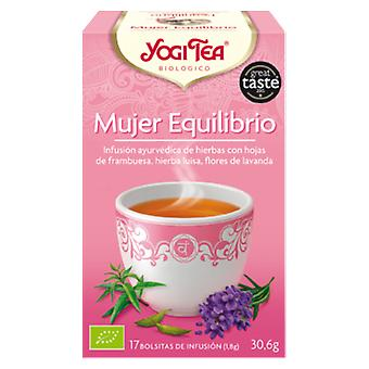Yogi Tea Woman Equilibrium 17 saszetek