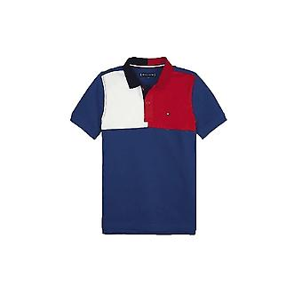 Tommy Hilfiger Boys Tommy Hilfiger Boy's Colour Block Polo