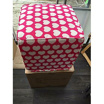 Ideal Kids Cushion Cube Pink RRP £45