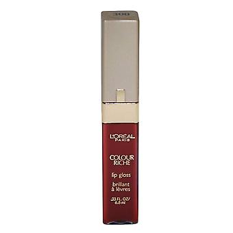 L ' Oreal Paris farve Riche lip gloss, 6,8 ml