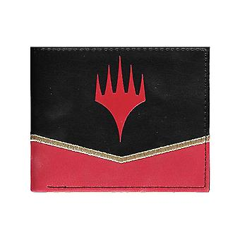 Magic The Gathering Wallet Chandra Logo new Official Black Bifold