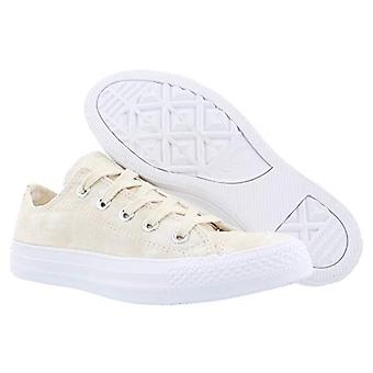 Converse Mens CTAS OX 159653C Suede Low Top Lace Up Fashion Sneakers