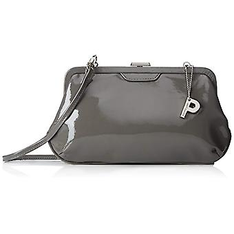 Picard Wishes - Women Grey Shoulder Bags (Stone/lack) 4x15x26 cm (B x H T)
